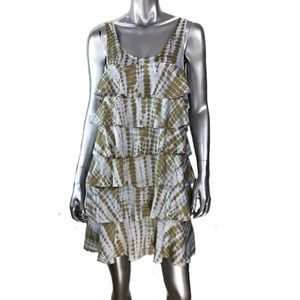Michael Kors Animal Print Dress Size Medium